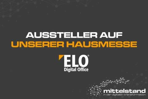Aussteller Hausmesse ELO Digital Office