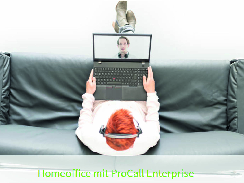 Homeoffice Pro Call Enterprise