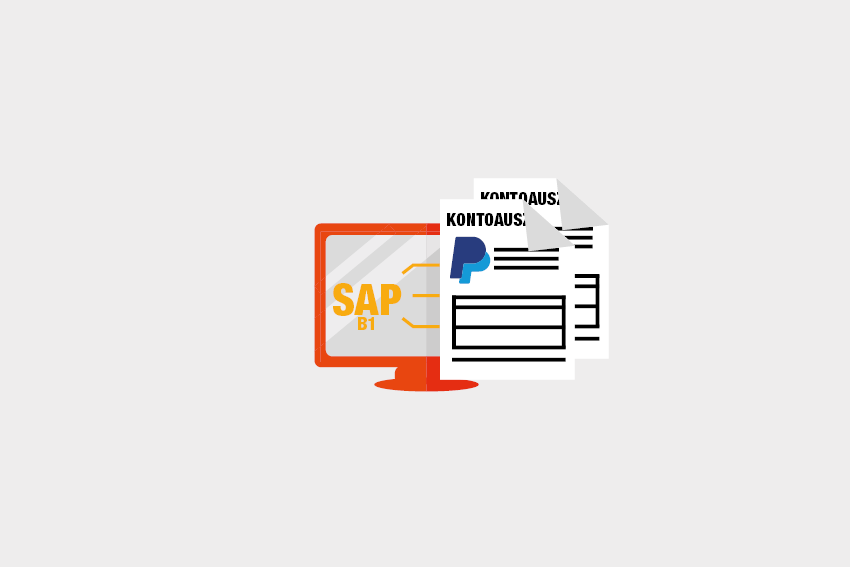 SAP Business One Paypal-Kontoauszugsverarbeitung