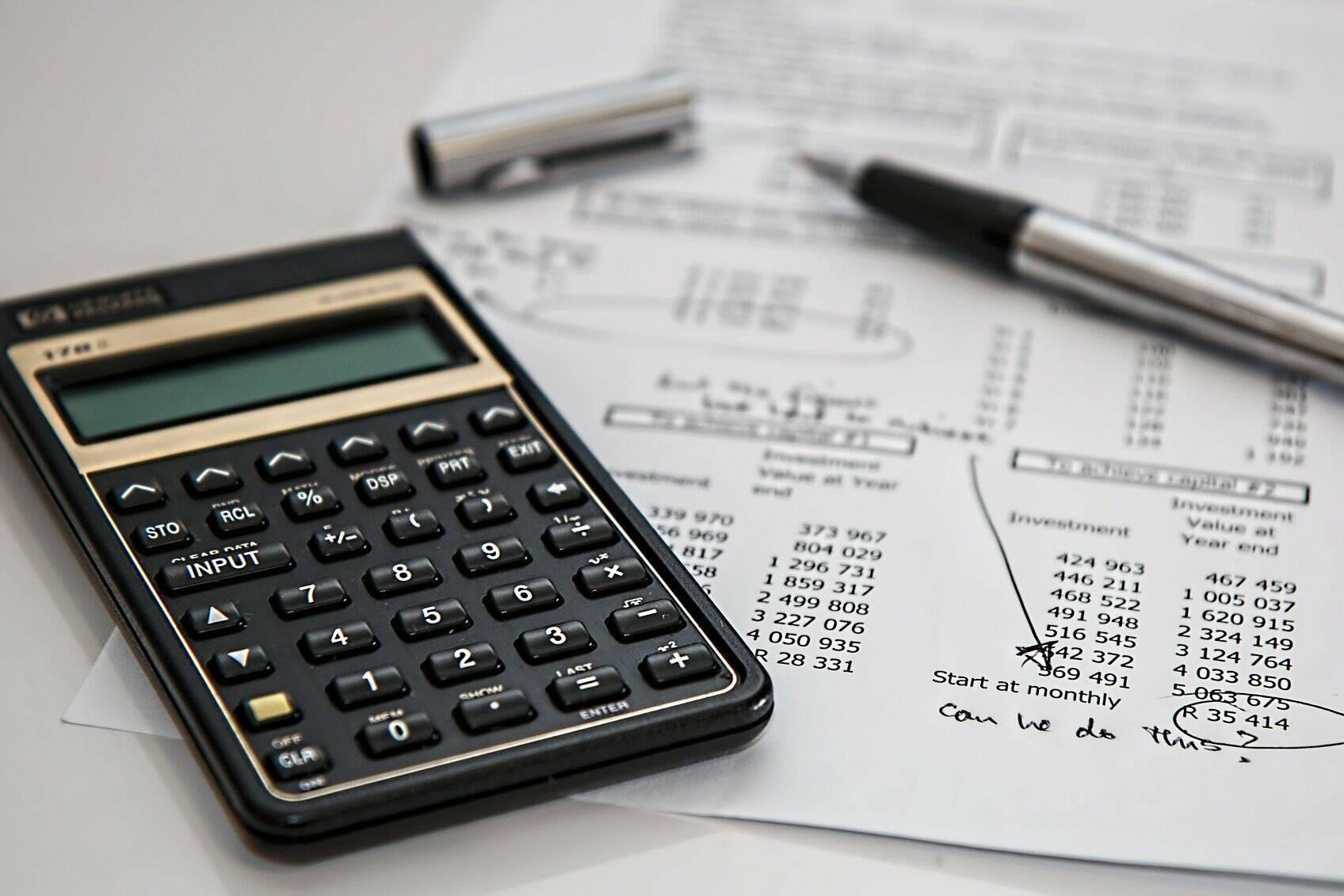 Taschenrechner_Finanzen